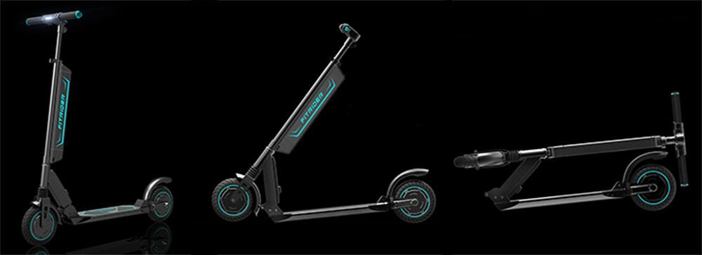 Fitrider T1 S электросамокат