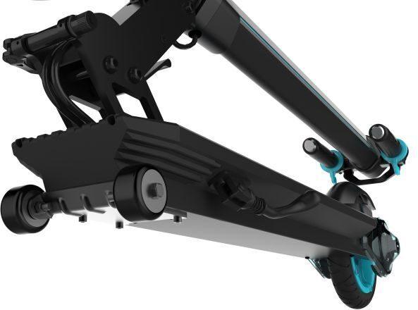 колёсики для перевозки inmotion v8f
