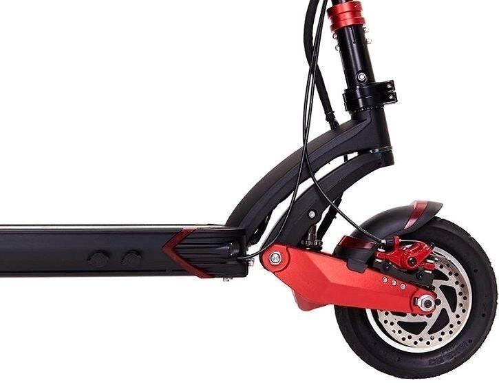 kugoo g1 электросамокат переднее колесо