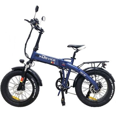 "Электрофэтбайк xDevice xBicycle 20"" Fat"