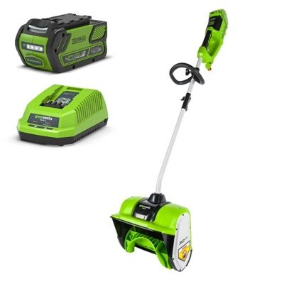 Greenworks GD40 SSK4 4Ah