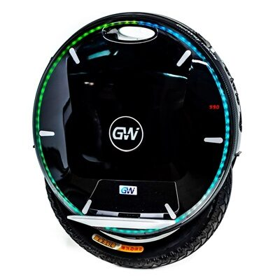 GotWay Nikola Plus 1845Wh 100V Black